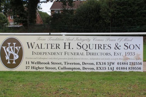 Walter H Squire & Son Funeral Directors