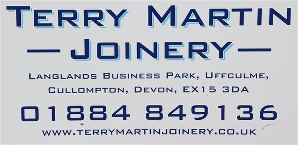 TERRY MARTIN JOINERY