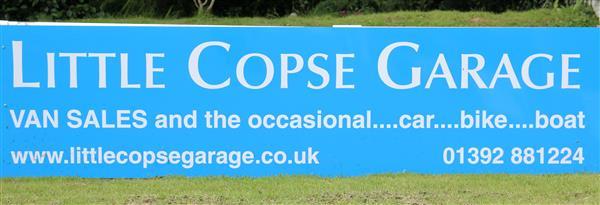 Little Copse Garage