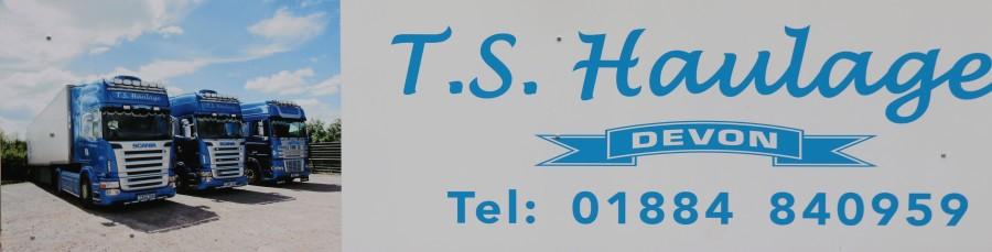 T. S. HAULAGE    DEVON