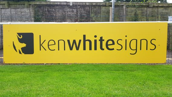 Ken White – Sign Makers Of Real Quality