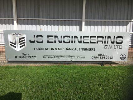 JS Engineering (sw) Ltd