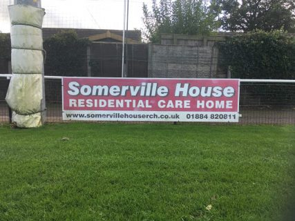 Somerville Care Home, Willand