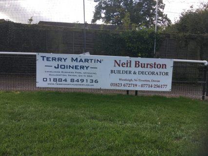 Neil Burston,  BUILDER & DECORATOR