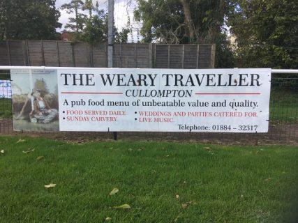 The Weary Traveller, Cullompton