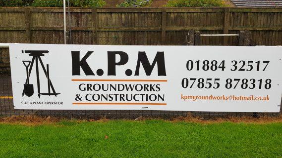 K.P.M Groundworks & Construction