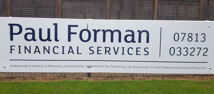 Paul Forman Financial Services